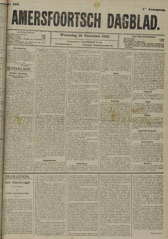 Amersfoortsch Dagblad 1902-11-26