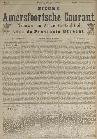 Nieuwe Amersfoortsche Courant 1896-10-28
