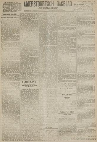 Amersfoortsch Dagblad / De Eemlander 1918-05-18
