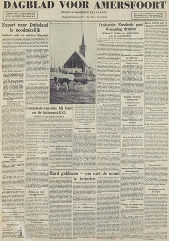 Dagblad voor Amersfoort 1947-10-28