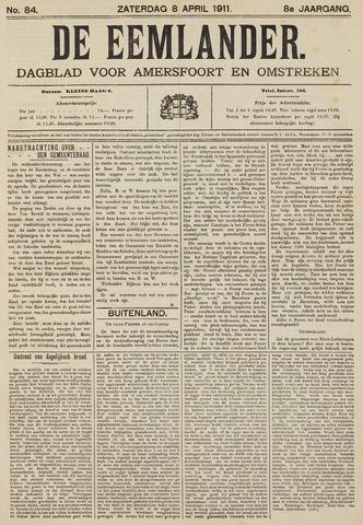 De Eemlander 1911-04-08