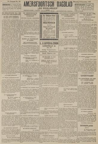 Amersfoortsch Dagblad / De Eemlander 1927-12-20