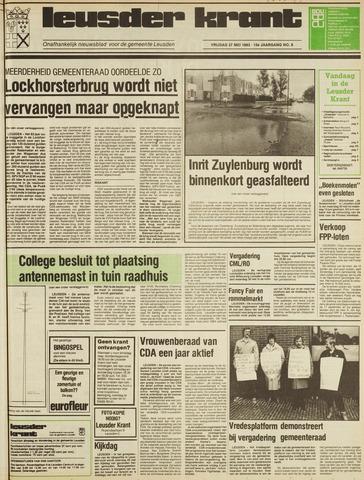Leusder Krant 1983-05-27