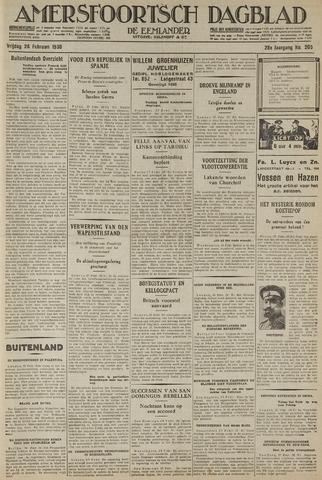 Amersfoortsch Dagblad / De Eemlander 1930-02-28