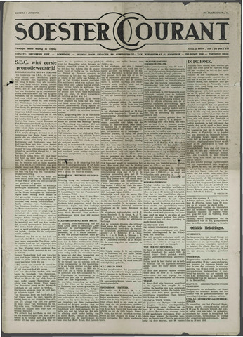 Soester Courant 1958-06-03