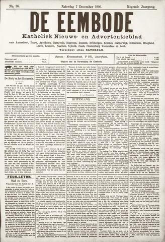 De Eembode 1895-12-07