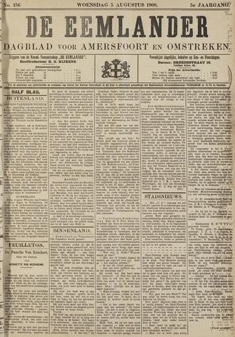 De Eemlander 1908-08-05