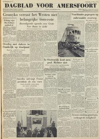 Dagblad voor Amersfoort 1951-03-29