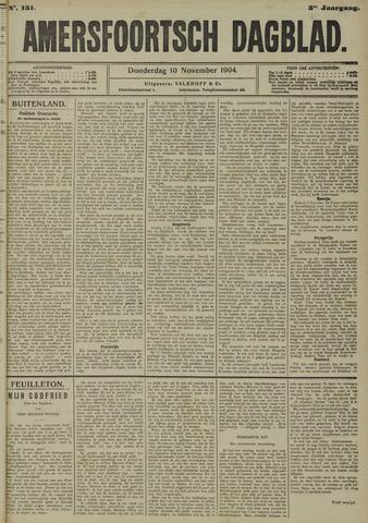Amersfoortsch Dagblad 1904-11-10