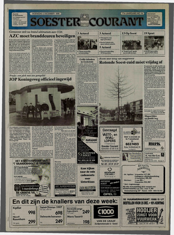 Soester Courant 1998-12-02