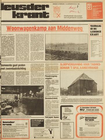 Leusder Krant 1980-02-19