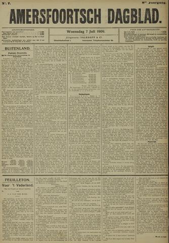 Amersfoortsch Dagblad 1909-07-07