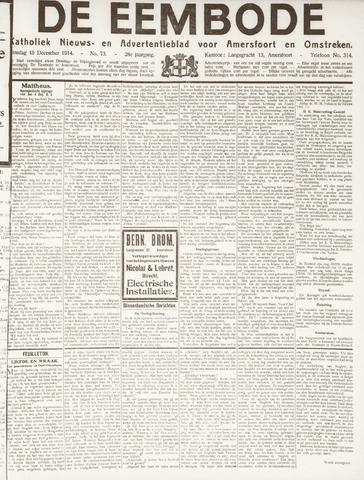 De Eembode 1914-12-15