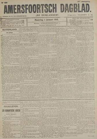 Amersfoortsch Dagblad / De Eemlander 1915-01-04
