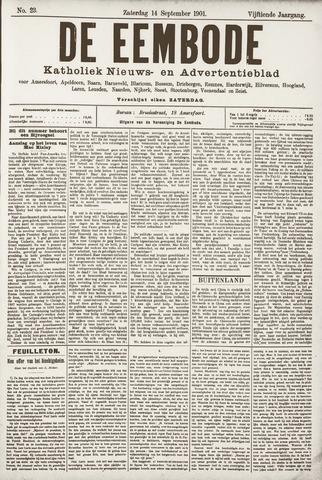 De Eembode 1901-09-14