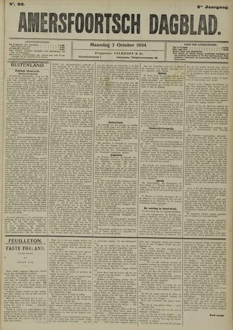 Amersfoortsch Dagblad 1904-10-03