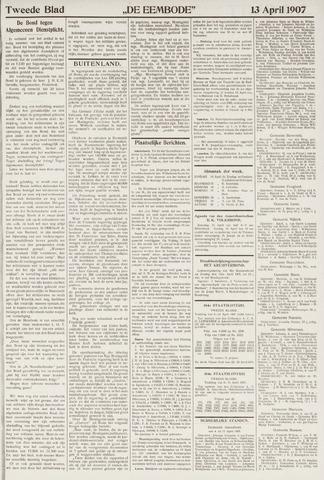 De Eembode 1907-04-13