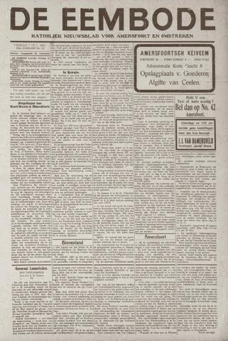 De Eembode 1921-10-07
