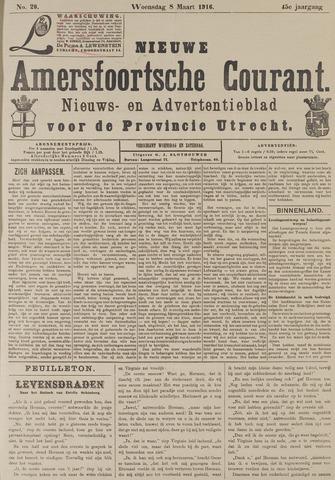 Nieuwe Amersfoortsche Courant 1916-03-08