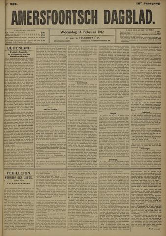 Amersfoortsch Dagblad 1912-02-14