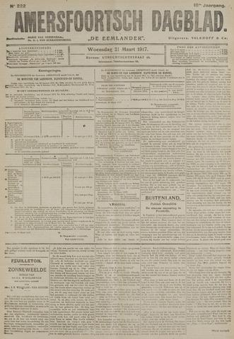 Amersfoortsch Dagblad / De Eemlander 1917-03-21