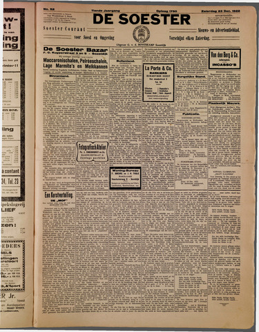 De Soester 1922-12-23