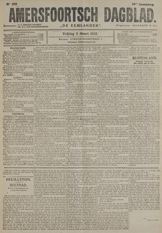 Amersfoortsch Dagblad / De Eemlander 1916-03-03