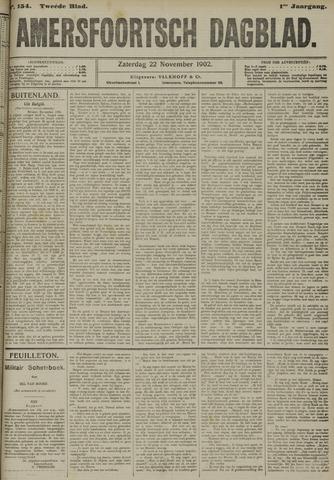 Amersfoortsch Dagblad 1902-11-22
