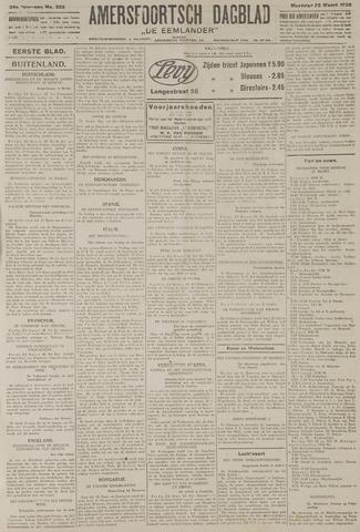 Amersfoortsch Dagblad / De Eemlander 1926-03-22