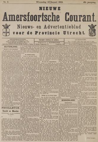 Nieuwe Amersfoortsche Courant 1913-01-15