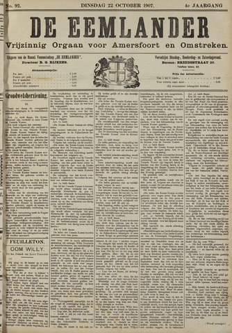 De Eemlander 1907-10-22