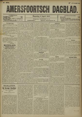 Amersfoortsch Dagblad 1907-04-08