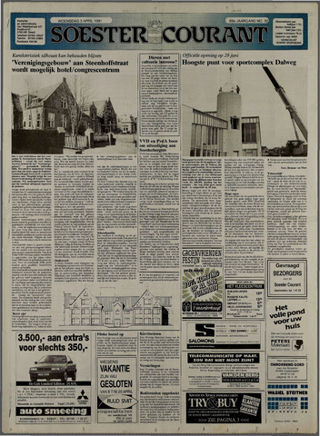 Soester Courant 1991-04-03