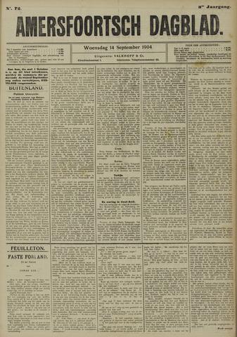 Amersfoortsch Dagblad 1904-09-14