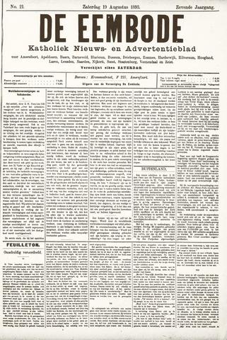 De Eembode 1893-08-19