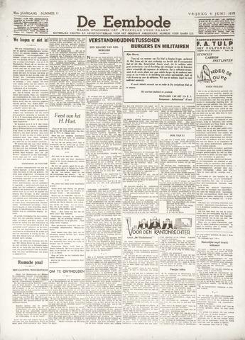 De Eembode 1939-06-09