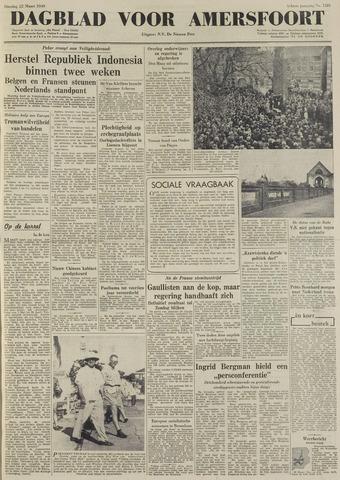Dagblad voor Amersfoort 1949-03-22
