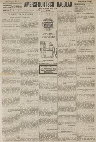 Amersfoortsch Dagblad / De Eemlander 1927-07-16