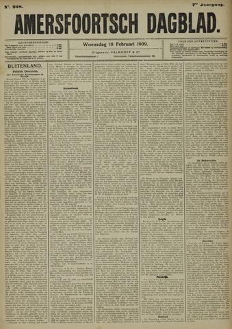 Amersfoortsch Dagblad 1909-02-10
