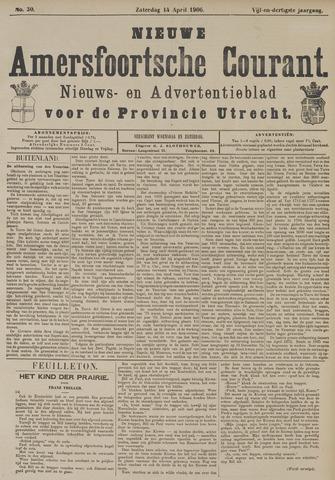 Nieuwe Amersfoortsche Courant 1906-04-14