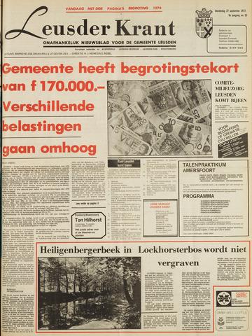 Leusder Krant 1973-09-27