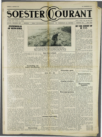 Soester Courant 1962-01-05