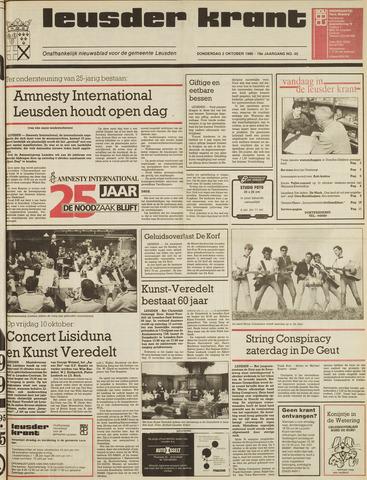 Leusder Krant 1986-10-02