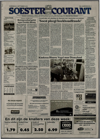 Soester Courant 2004-09-08