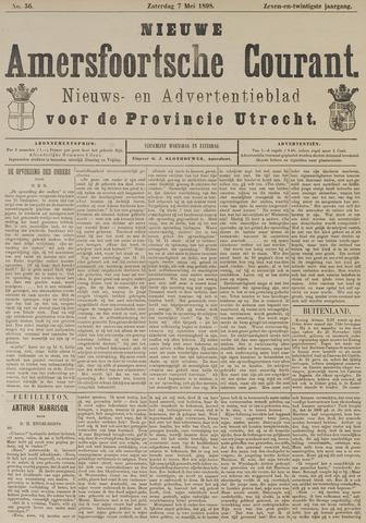 Nieuwe Amersfoortsche Courant 1898-05-07