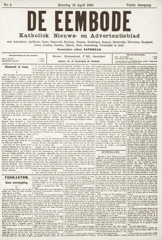 De Eembode 1890-04-26