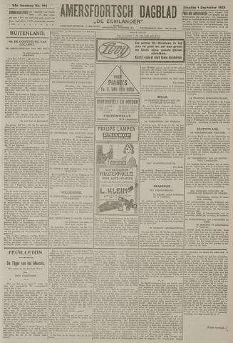 Amersfoortsch Dagblad / De Eemlander 1925-12-01