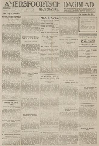Amersfoortsch Dagblad / De Eemlander 1929-03-14