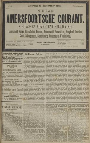 Nieuwe Amersfoortsche Courant 1881-09-17