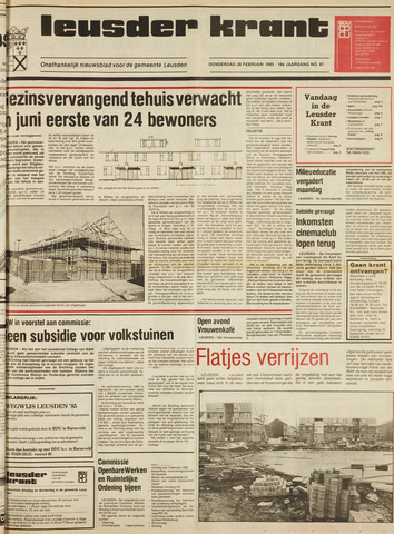Leusder Krant 1985-02-28